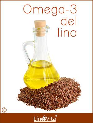 omega 3 del aceite de lino