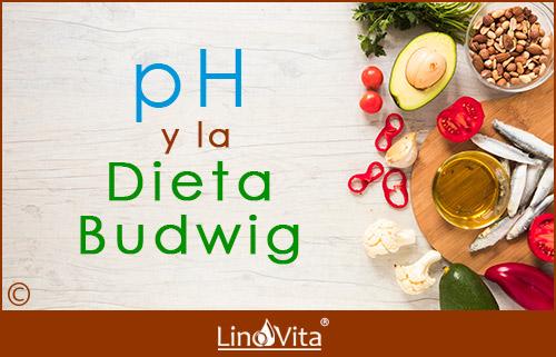 ph y la dieta Budwig rica en antioxidantes naturales