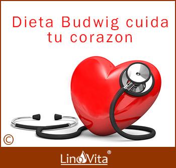 Dieta Budwig rica en omega 3 cuida tu corazon