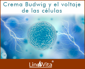 Crema Budwig y el voltaje de las celulas