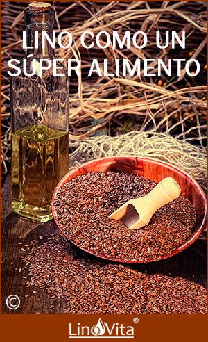 el aceite de lino super alimento rico en omega 3