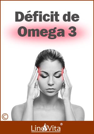 síntomas de deficiencia de omega 3 y omega 6